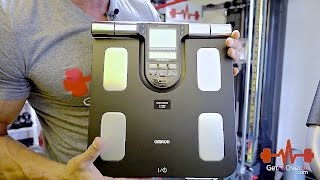 Omron HBF-516B Full Body Composition Monitor and Sensor Review - GetFitOver40