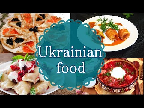 Everything about RUSSIAN/UKRAINIAN FOOD!