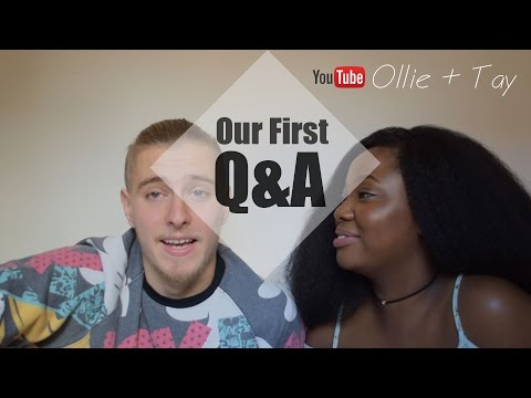 OUR FIRST Q&A | How He Proposed, Wedding Cost, Kids, Race, Travel and More...