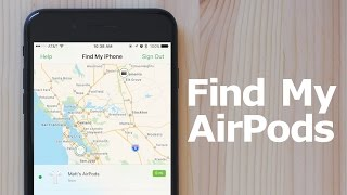 Hands-On with Find My AirPods!