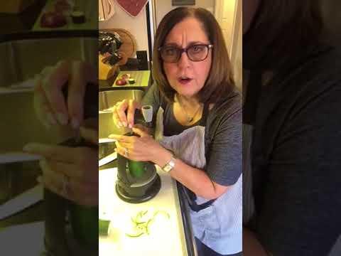 Making Zucchini