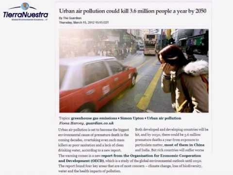 Urban Air Pollution Vs Super Tree Program: Urban Air Cleaner UAC 20