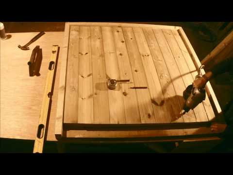 BTS - Stable door construction