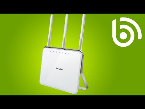 How to set up the TP-LINK Archer C9 WiFi Router as an Access Point
