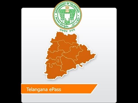 How to check telangana epass application status for btech students in telugu
