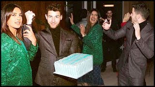 Priyanka Chopra Nick Jonas UNSEEN Dance And Party Photos From Grammy 2019