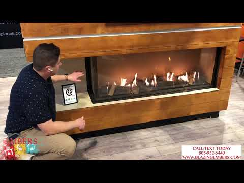 Ortal Corner Linear Fireplace vs. other Direct Vent Gas Product Review