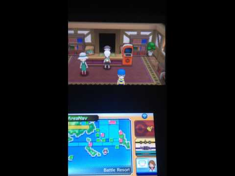 Pokemon, Omega Ruby/ Alpha Sapphire- how to get Pichu!