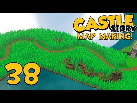 Castle Story Map Making - Corruptron Fortress - Part 38