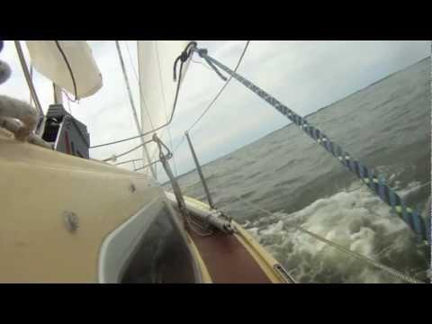 Xxx Mp4 Gippsland Lakes Sailing Boomaroo 22 Catalina 22 3gp Sex