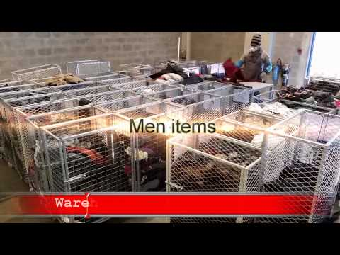 SABAT Company / Second-Hand Clothing / Dubai-UAE