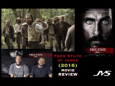 Free State of Jones (2016) | MOVIE REVIEW (Spoiler Free!)
