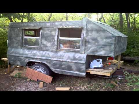 Truckbed Camper