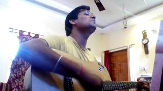 Chala Aaya Pyaar(Aashayein) sung and guitar covered by me