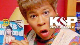 MC Mom Tears It Up - Key & Peele