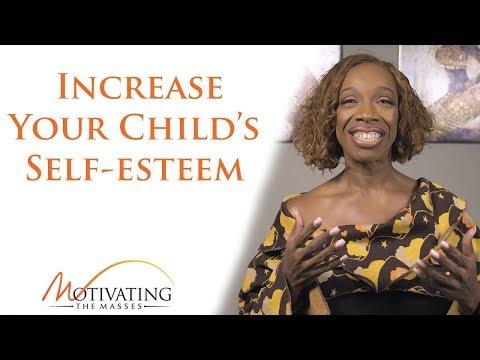 Lisa Nichols - How To Increase Your Child's Self-esteem