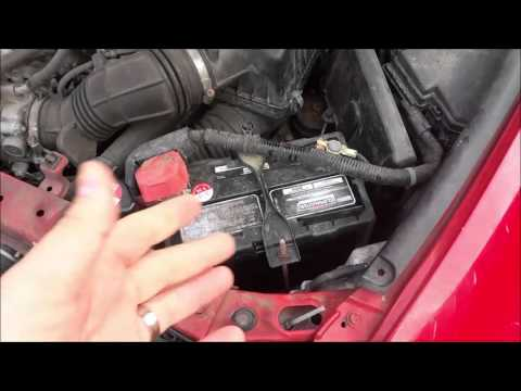 Proper Order For Connecting And Disconnecting Car Battery Terminals