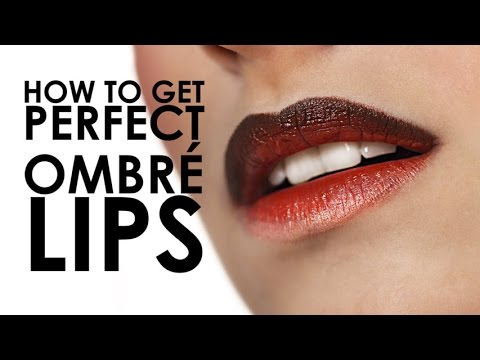 How To Get Ombré Lips