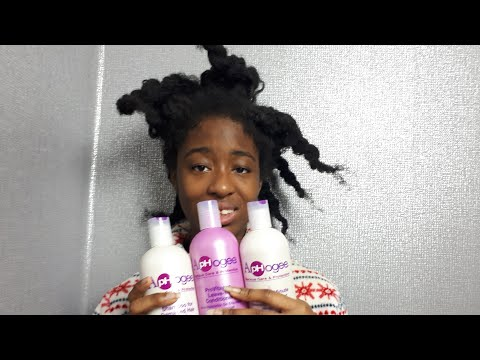 FIRST IMPRESSIONS/ REVIEW  OF APOGHEE HAIR TREATMENT 4 DAMAGED HAIR