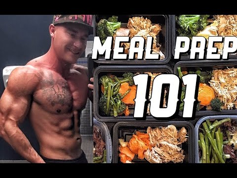 Beginners Guide To Meal Prep   Chicken & Rice
