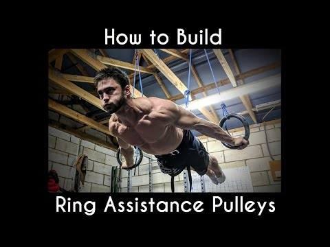 How to Build a Ring Thing for Gymnastics at Home