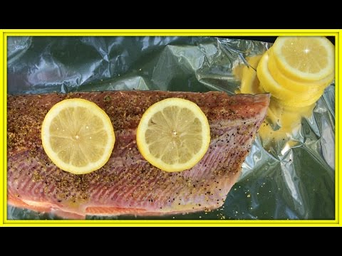 Grilled Salmon Recipe Easy method