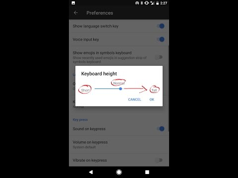 How To Change Keyboard Size Larger On Google Pixel Phone (Android Phone)