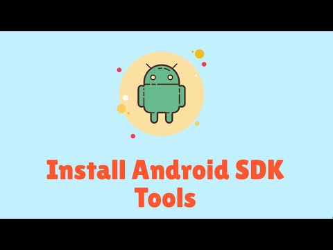 How to Install Android SDK Tools in Windows 10 adb, fastboot (Updated)