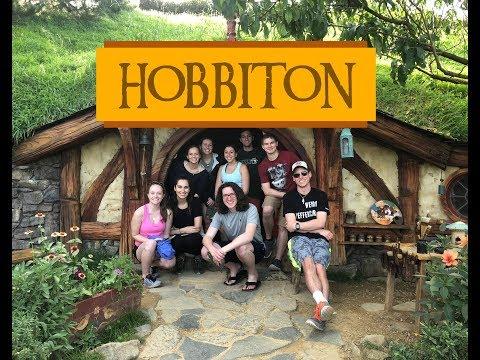 Vlog 4.2 - Walkthrough of Hobbiton