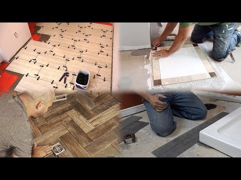 How to Install Tile in Your Bathroom 4 Different ways, All You Will ever Need to Know