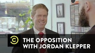 Conservatism Is the New Punk Rock - The Opposition w/ Jordan Klepper