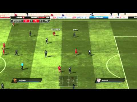 Manchester United Vs Chicago Fire | 23/07/2011 | RossiHD & LEESTER100