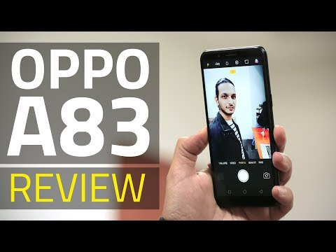 Oppo A83 Review | Camera, Specs, Performance and More