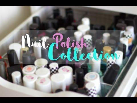 Nail Polish Storage and Collection!   Viki Nailbeauty