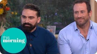 The SAS Boys On Swapping Wales For The Jungle   This Morning