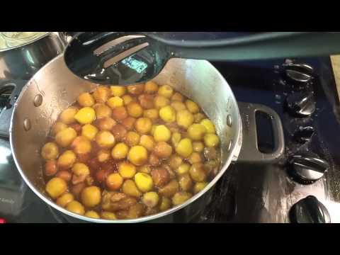 How To Can Whole Fig Preserves. Easiest Recipe Ever!