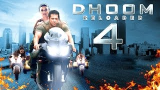 Dhoom 4 - Fan Made Trailer by D series