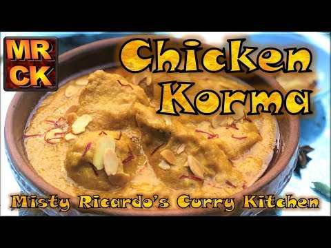 How to make Chicken Korma (Indian Restaurant Style)
