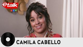 Camila Cabello on the first time she performed 'Señorita' with Shawn Mendes | First Tracks | etalk