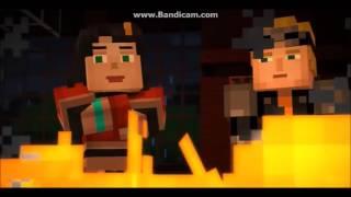 minecraft story mode female jesse voice