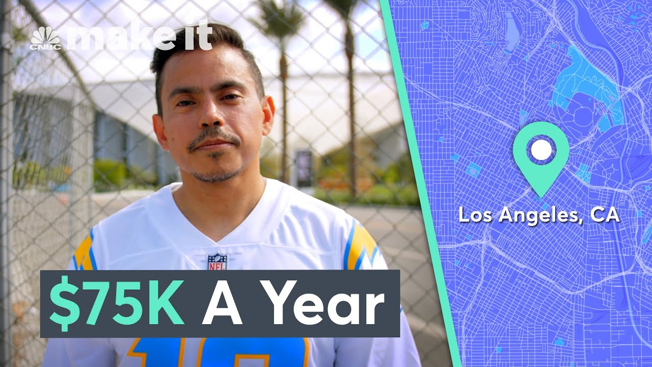 Living On $75K A Year In Los Angeles | Millennial Money