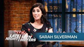 Download Sarah Silverman Responds to Drake's Instagram of Her SNL Headshot Video