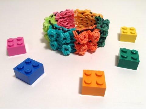 Lego Everything is Awesome Bracelet Tutorial