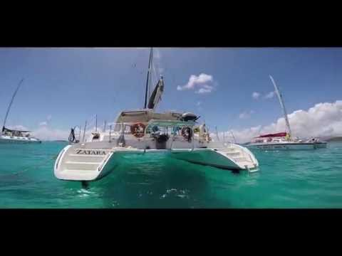 Puerto Rico Catamaran Charters | Luxury Boat Rentals San Juan PR