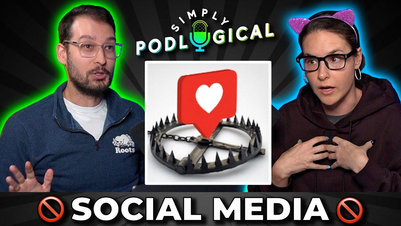 Is Social Media Bad For You? - SimplyPodLogical #32