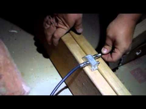 Alex Does DIY_Home Series_TV Antenna Socket Install Part 2