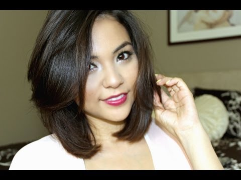 How I Straighten My Short Hair!