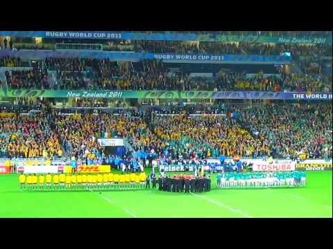 Ireland's Call. Eden Park New Zealand 2011 V Wallabies.
