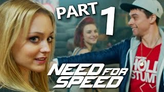 Need For Speed 2015 Gameplay Walkthrough Part 1 - MY FIRST CAR