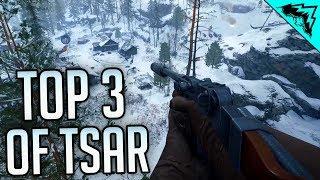 Top 3 of Tsar - Battlefield 1 Lupkov Pass Gameplay